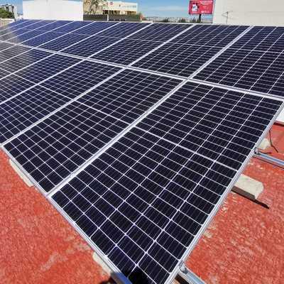 Paneles Canadian Solar