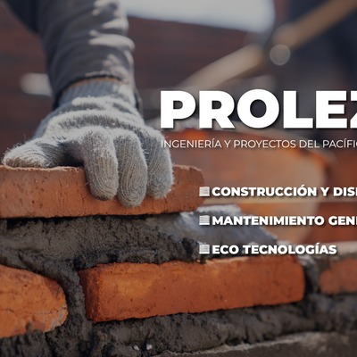 CONSTRUCCIÓN Y MANTENIMIENTO GENERAL
