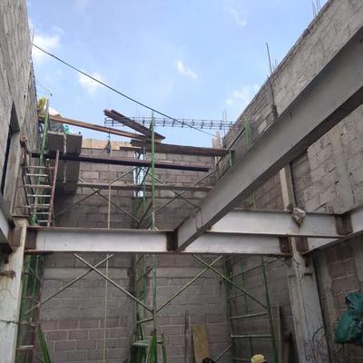 Estructura metalica Rayón