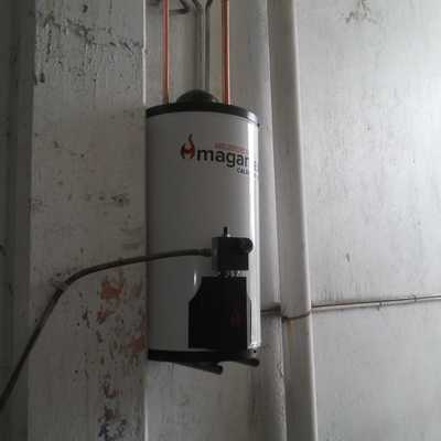 Reparación de boiler