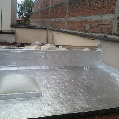 Emulsionados terminación aluminio