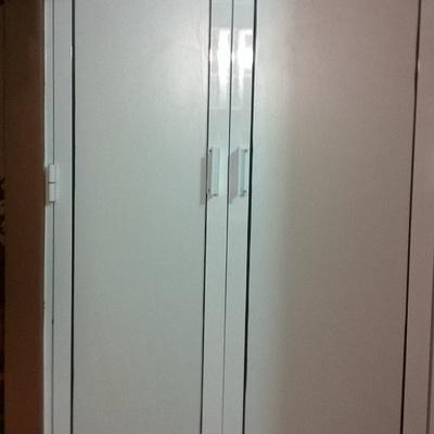 estante durock puestas aluminio