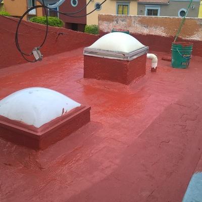 Impermeabilización casa habitación