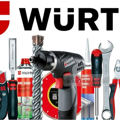 Distribuidores de productos WÜRTH