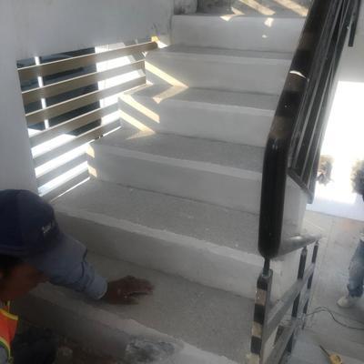 Reparación de escaleras