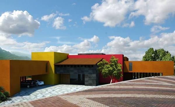 Foto Residencia Monterrey Nl De Tekalli Arquitectos Sa De