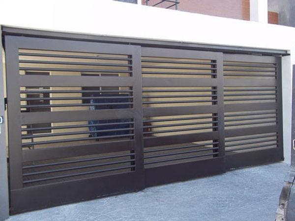 Foto portones modernos de saul castro rivera 173276 Portones automaticos