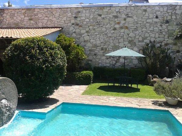 Foto alberca hotel la casa azul de albercas alexandria - La casa alexandria ...