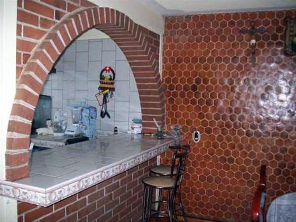 Foto Arco En Area De Cocina De Construccion Y Remodelacion En