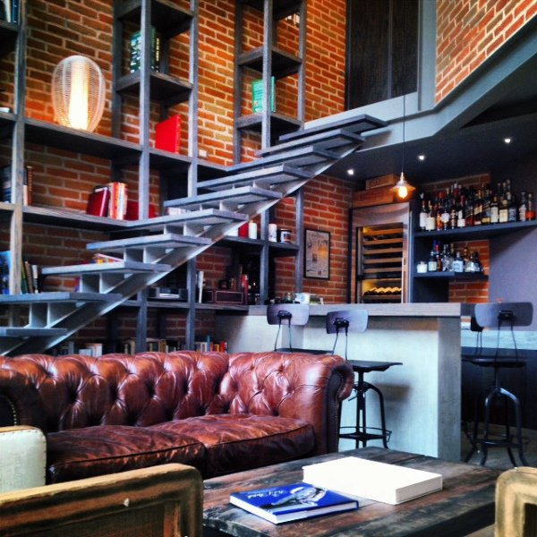 Foto bar y salon de juegos de quinto distrito arquitectura 32277 habitissimo - Bar de salon ...
