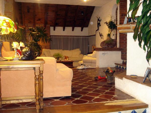 Foto casa estilo colonial mexicano de milenio grafico for Cocinas coloniales modernas