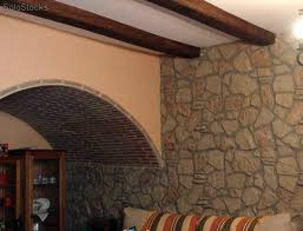 Foto casa minimalista de construccion y remodelacion en - Imitacion a piedra para paredes precios ...