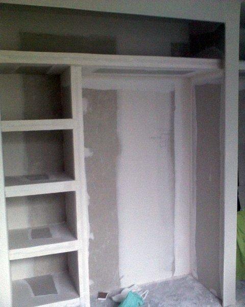 Trajes De Baño Vintage Puebla:Foto: Closet de Tablaroca de Constru Ya Jrd, SA de CV #2103