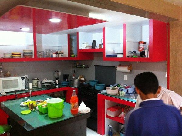Foto cocina de tablaroca de yoarienterprises 74587 for Decoracion de techos con tablaroca