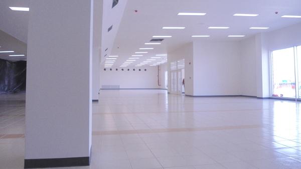 Foto comedor industrial de morphics architecture 71675 for Proyecto comedor industrial