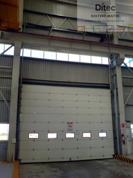 Foto dimenciones extraordinarias para puertas full Puertas automaticas df