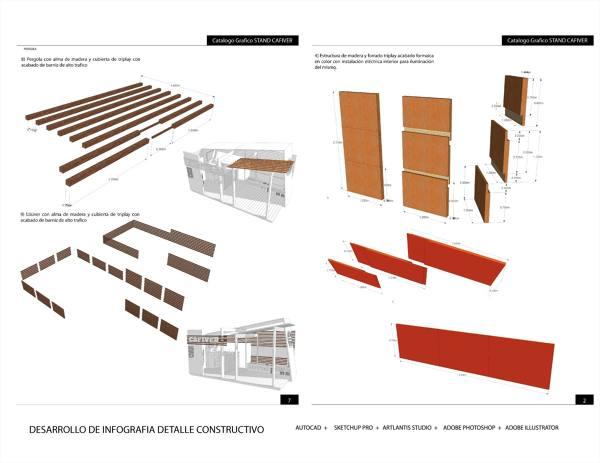 Foto dise o de manual de identidad y produccion de arq for Manual de diseno y construccion de albercas pdf