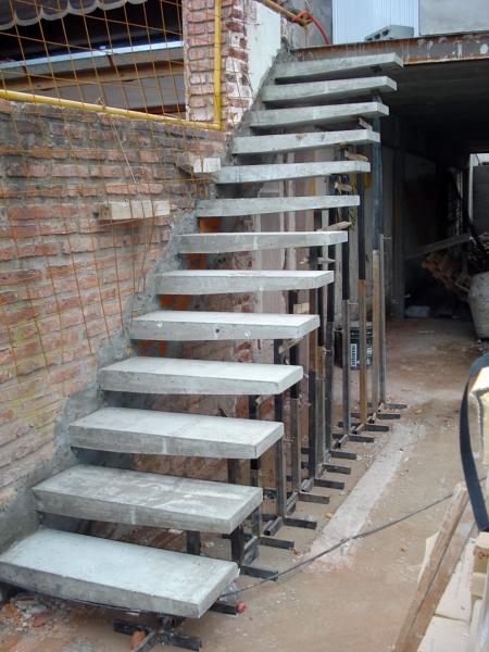 Foto Escaleras Especiales De Dise O Construccion Y