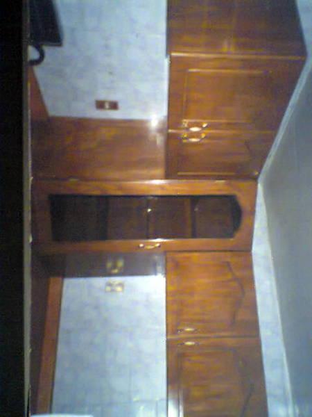 Foto esquinero y gabinetes de cocina integral de for Gabinetes para cocina integral