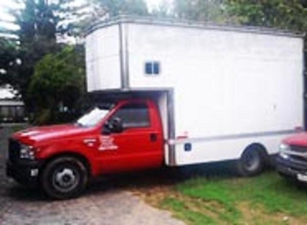 foto cami n 3 5 ton de mudanzas express 133132 habitissimo. Black Bedroom Furniture Sets. Home Design Ideas