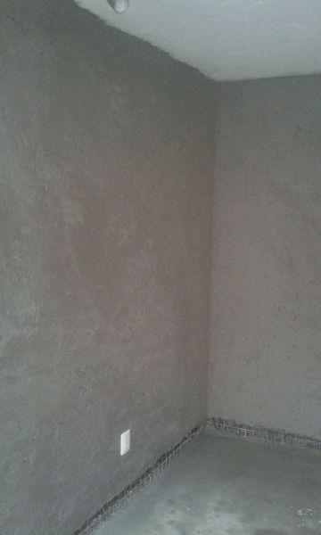 Foto acabado fino en aplanado de maico 286340 habitissimo - Precio metro cuadrado microcemento ...