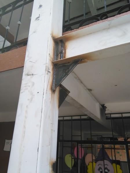 Foto Cartabones Con Acero De Refuerzo De Ort Arquitectos