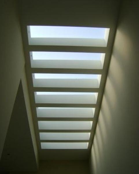 Foto Tragaluz De Escaleras De Grupo Puente Arquitectos