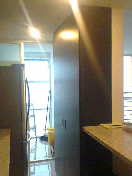 Accesorios Baño Color Wengue:Foto: Mueble de Despensa en Color Wengue de STRUK #69238 – Habitissimo