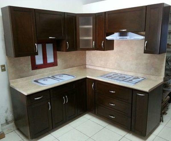 Foto cocinas integrales de saul castro rivera 173265 for Cocinas integrales modernas pequenas
