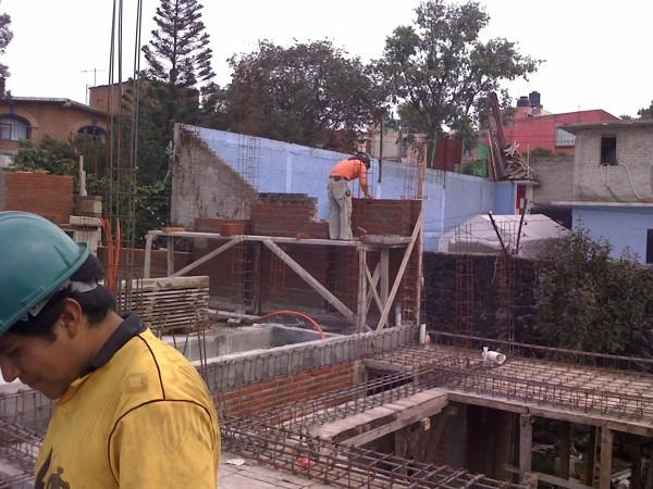 Foto obra nueva de arquitectos y constructores asociados - Obra nueva leioa ...