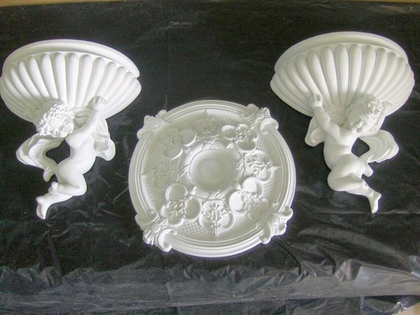Foto ornamentos y molduras de poliuretano de casa de la - Molduras de poliestireno ...
