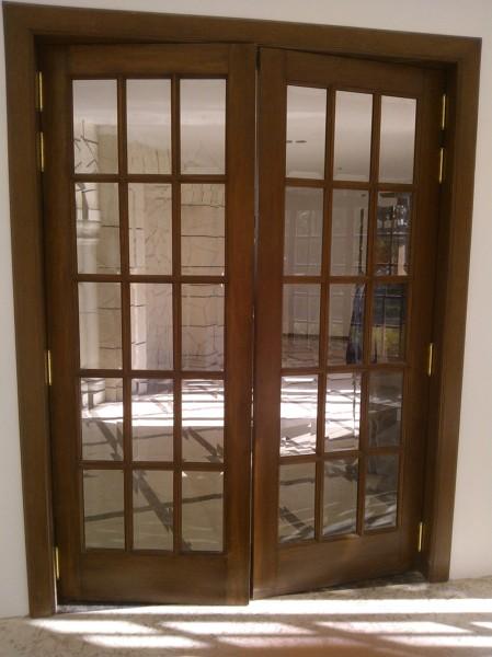 Foto puertas de comunicacion de cocina de dise a y crea - Puertas de cocina ...