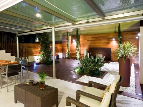 Foto remodelacion zona de estar de ingenieria - Accesorios para terrazas ...