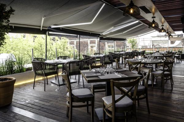 Foto Terraza Restaurante Domingo Santo De Treatnet 318185