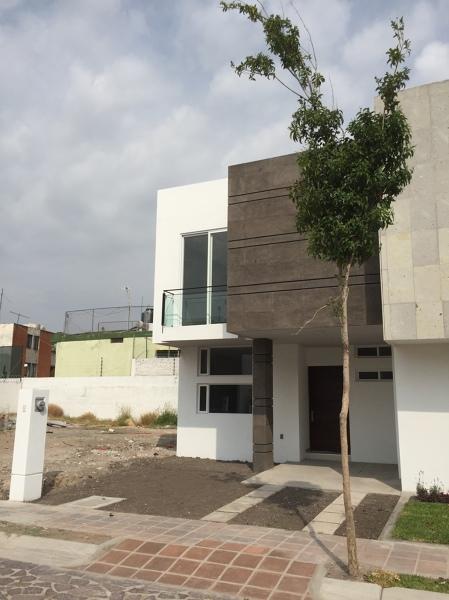 Foto fachada casa m107 de constructores gr 173710 - Constructores de casas ...
