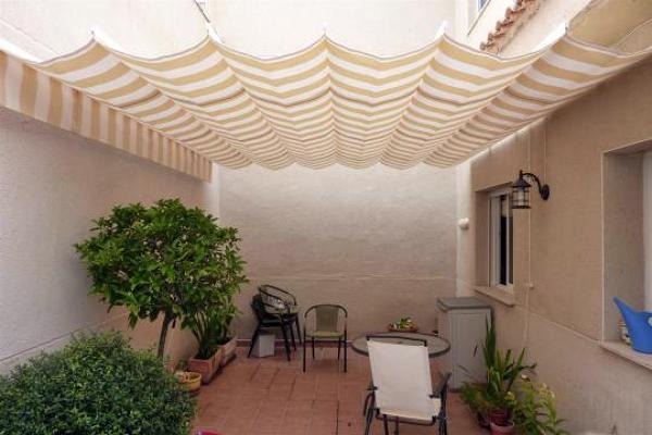Foto techo retractil de texturi persianas 17824 - Toldos para patios precios ...
