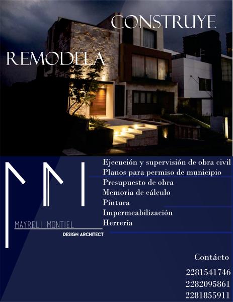 Foto flyer de arquitectura dise o y construcci n 362612 for Arquitectura diseno y construccion