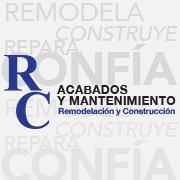 Rc Acabados Y Mantenimiento