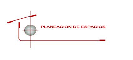 Planeación de Espacios