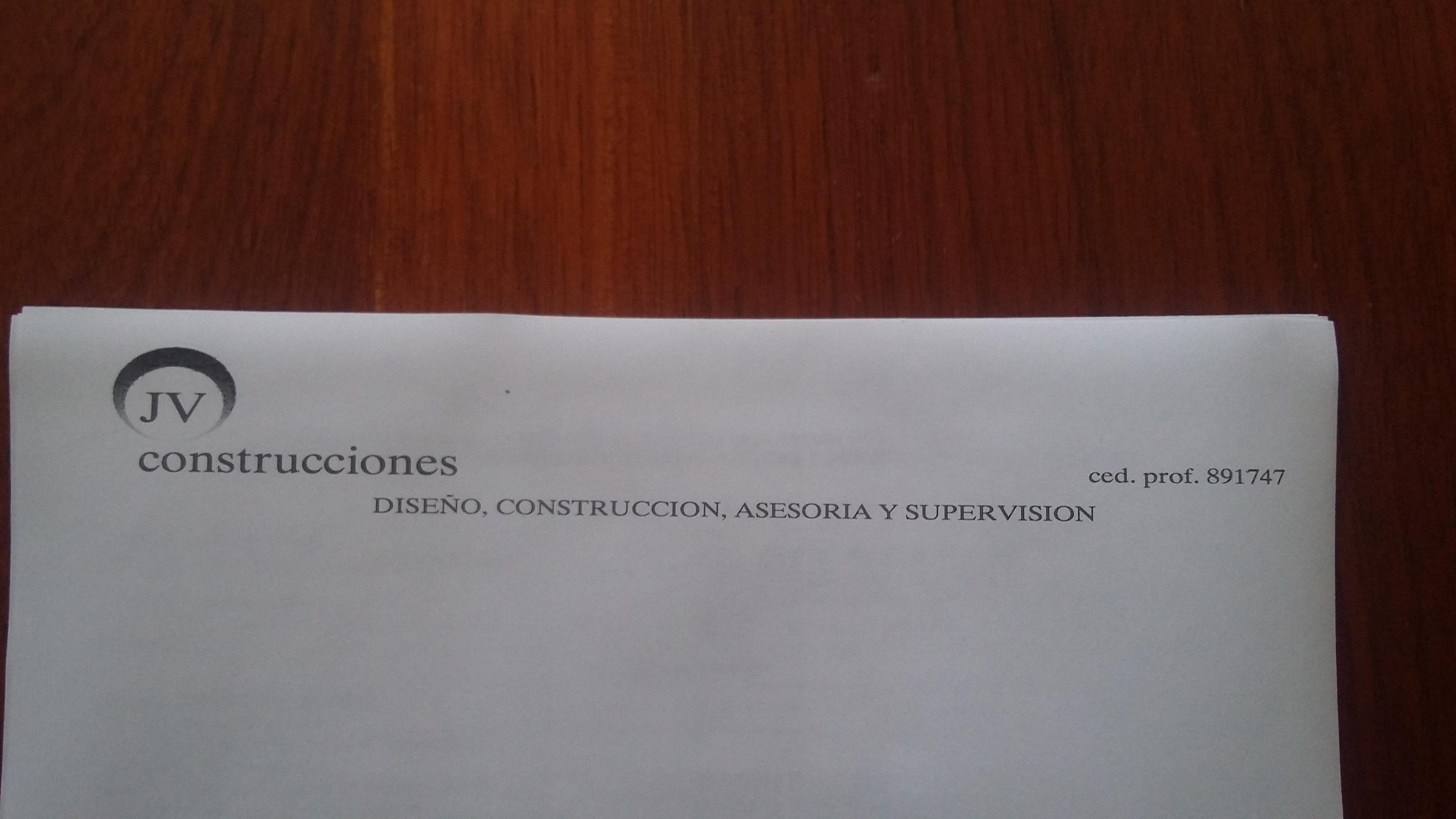 Construcción, Diseño, Asesoría y Supervisión
