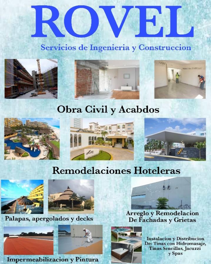 Rovel Servicios De Ingeniería Y Construcción