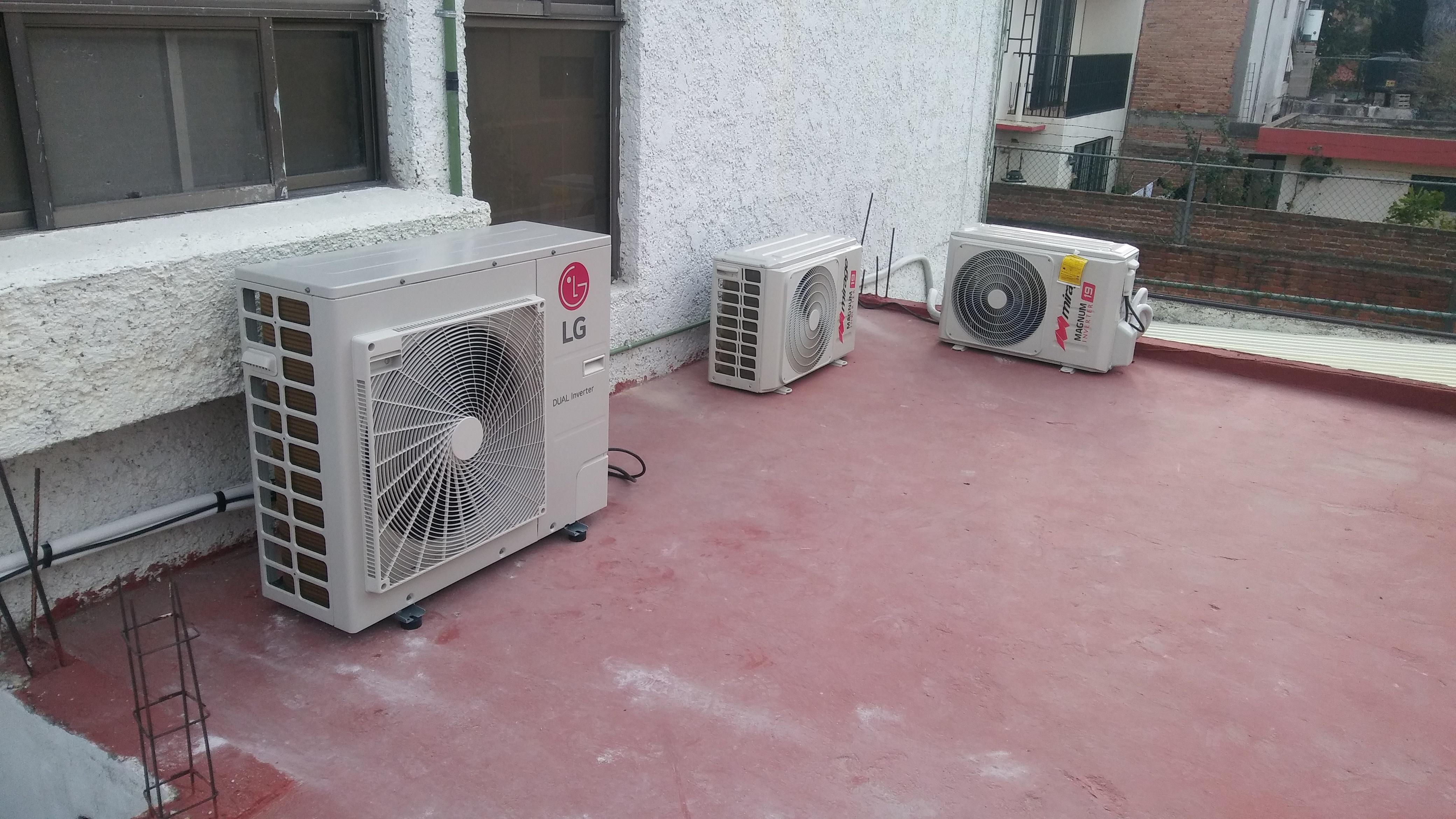 Refrigeración Y Aires Acondicionados