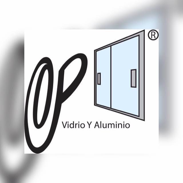 Vidrio y aluminio op