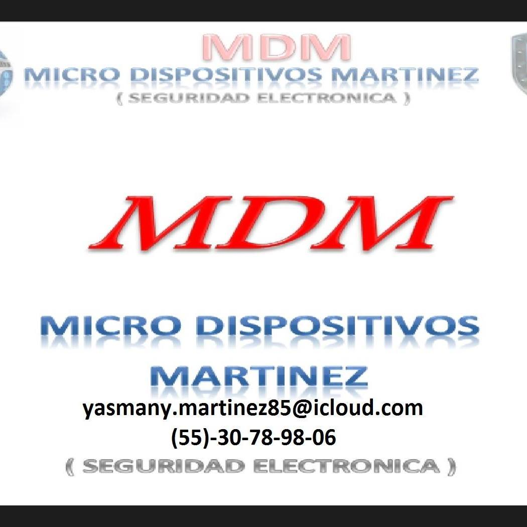 Micro Dispositivos Martinez
