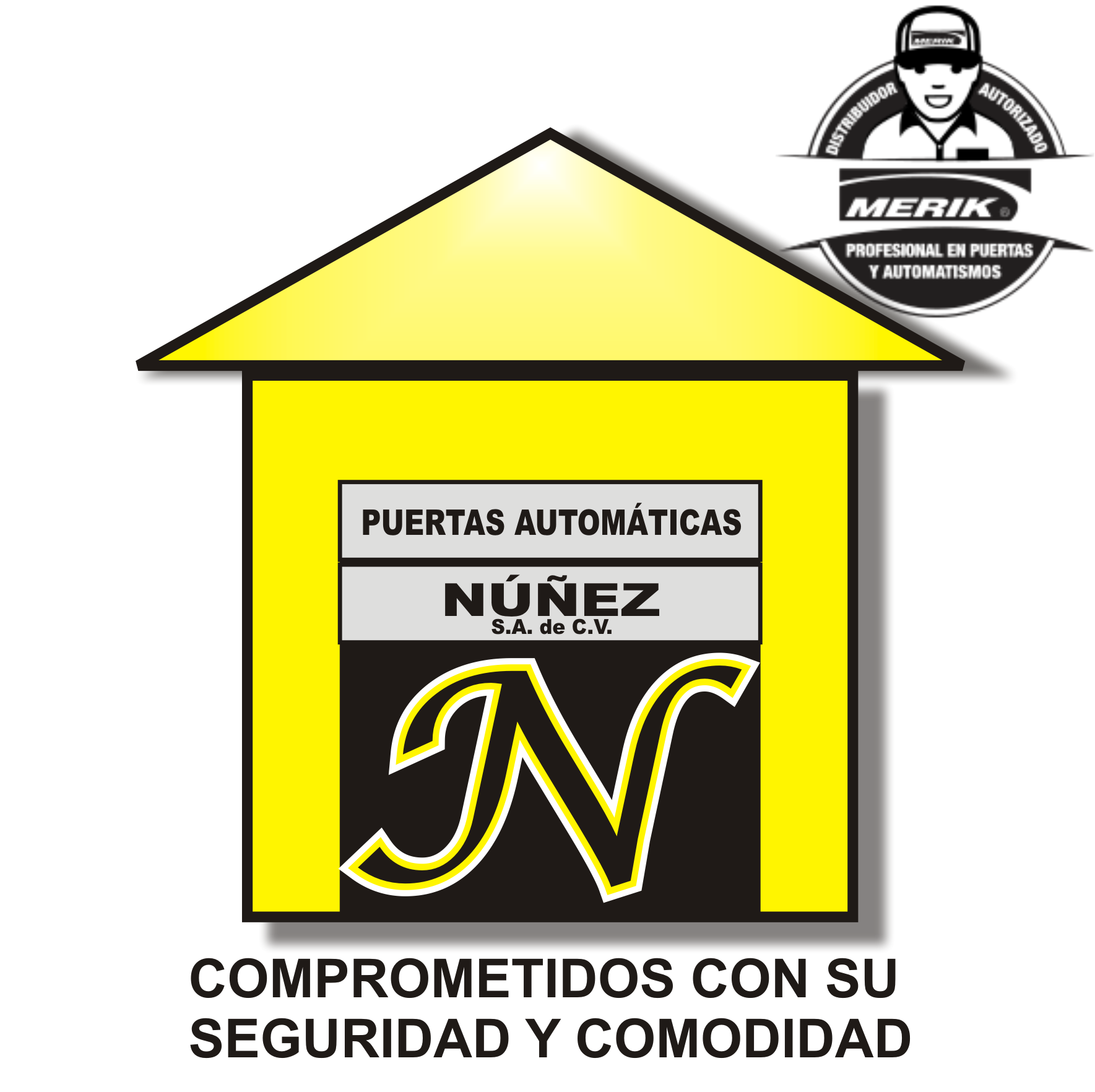 Puertas Automáticas Núñez