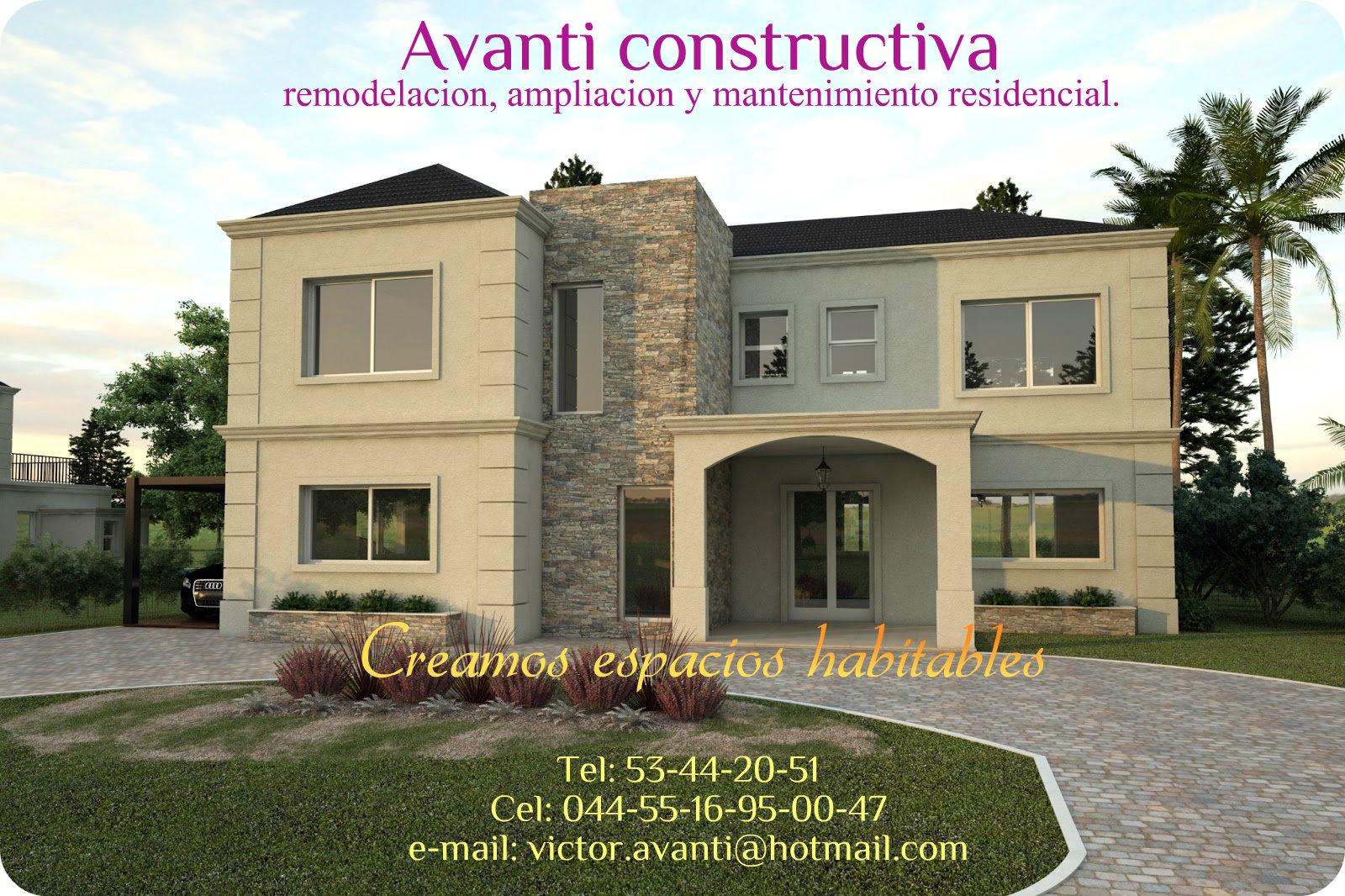 Avanti Constructiva