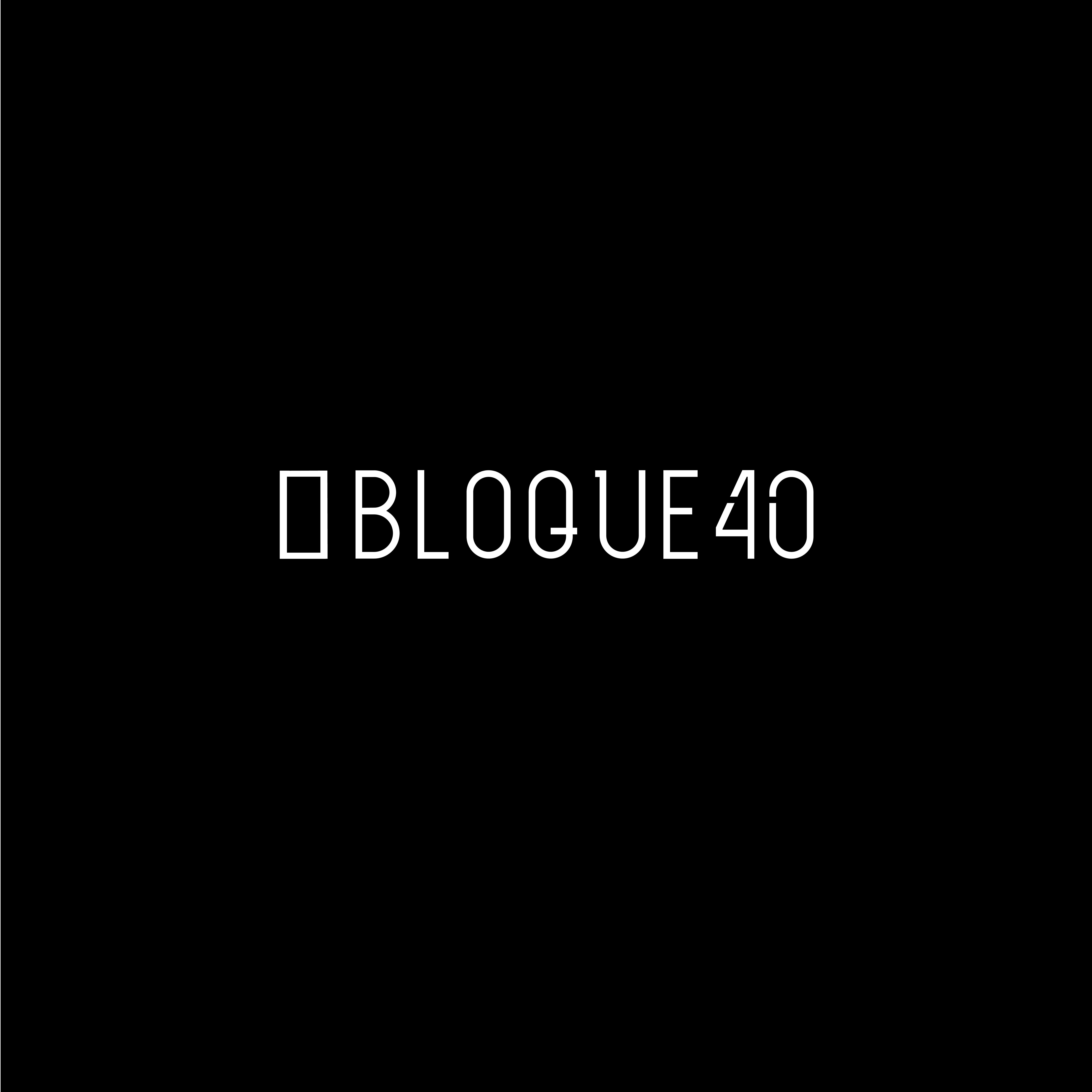 Bloque 40