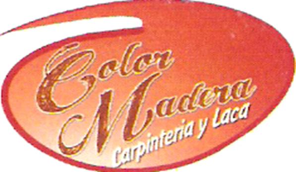 Color-madera