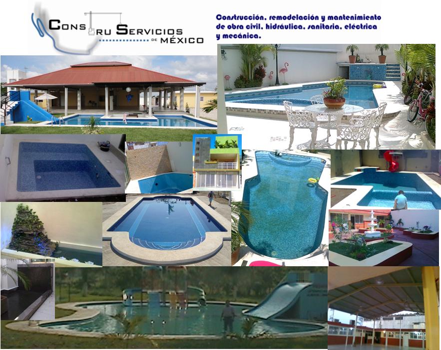 Construservicios De Mexico S.a. De C.v.