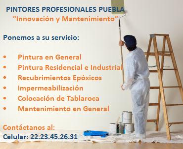Pintores Profesionales Puebla